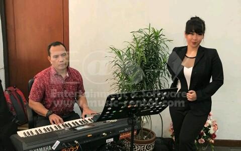 Sewa Organ Tunggal Pelepasan Pejabat PT. Jasindo Kota Tua Jakarta