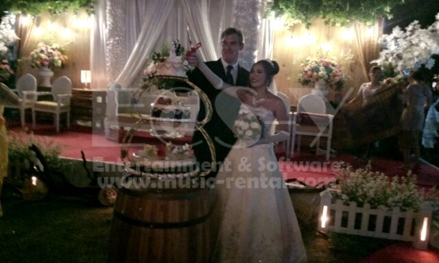Sewa Organ Tunggal Pernikahan di Jakarta Timur, Halaman Gereja Haleluyah TMII