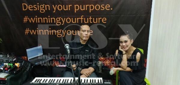 Sewa Organ Tunggal Peresmian Kantor Baru di Mega Kuningan Jakarta Selatan