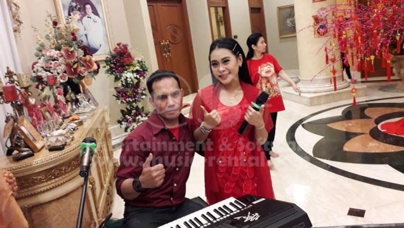 Sewa Organ Tunggal Imlek 2019 di Jakarta Utara