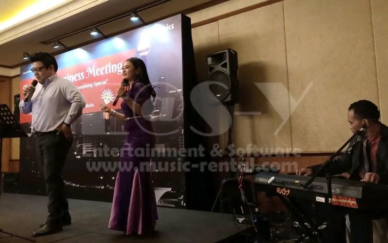 Sewa Organ Tunggal Rapat Tahunan Perusahaan di Jakarta Selatan Hotel Mulia Senayan.jpg