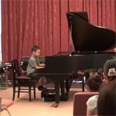ピアノ教室発表会2014年子どもソロ