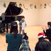 クリスマス会ピアノソロ1