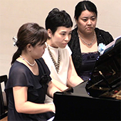 足立区小台ピアノ子ども教室ピアノソロ19