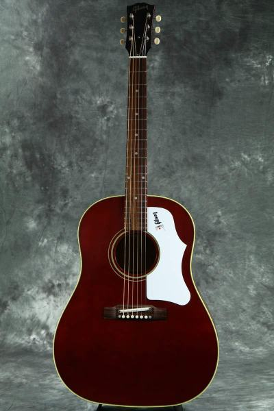 Gibson / 1960s J-45 Wine Red VOS
