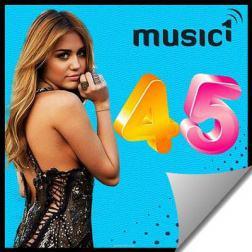 VA - 45 Suntracks Sunday Music (2016) MP3 скачать торрент