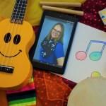 Sommer, Sonne, Singen – Sprachförderung durch Musik und Rhythmus