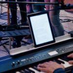Einführung in ForScore (iOS), die dünnste Notenbibliothek der Welt