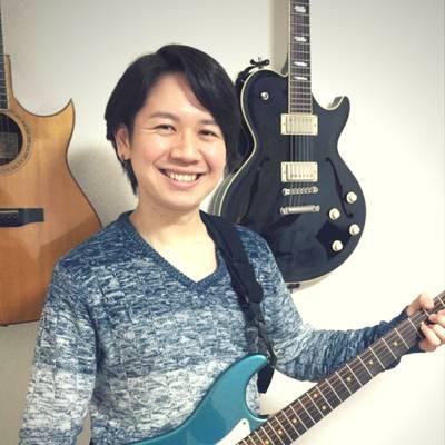 ギターコース講師 根本 友輔(ねもと ゆうすけ)