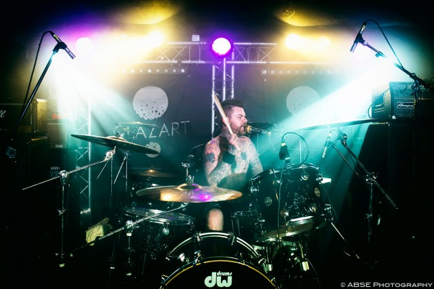 Black Tusk, Le Glazart, Paris, France, August 9th 2015, © ABSE Photography – All rights reserved. Please don't use this photo on websites, blogs or any other media without my explicit permission.