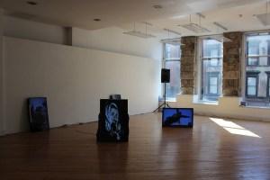 Sandra Kazlauskaite's The sound of visual art