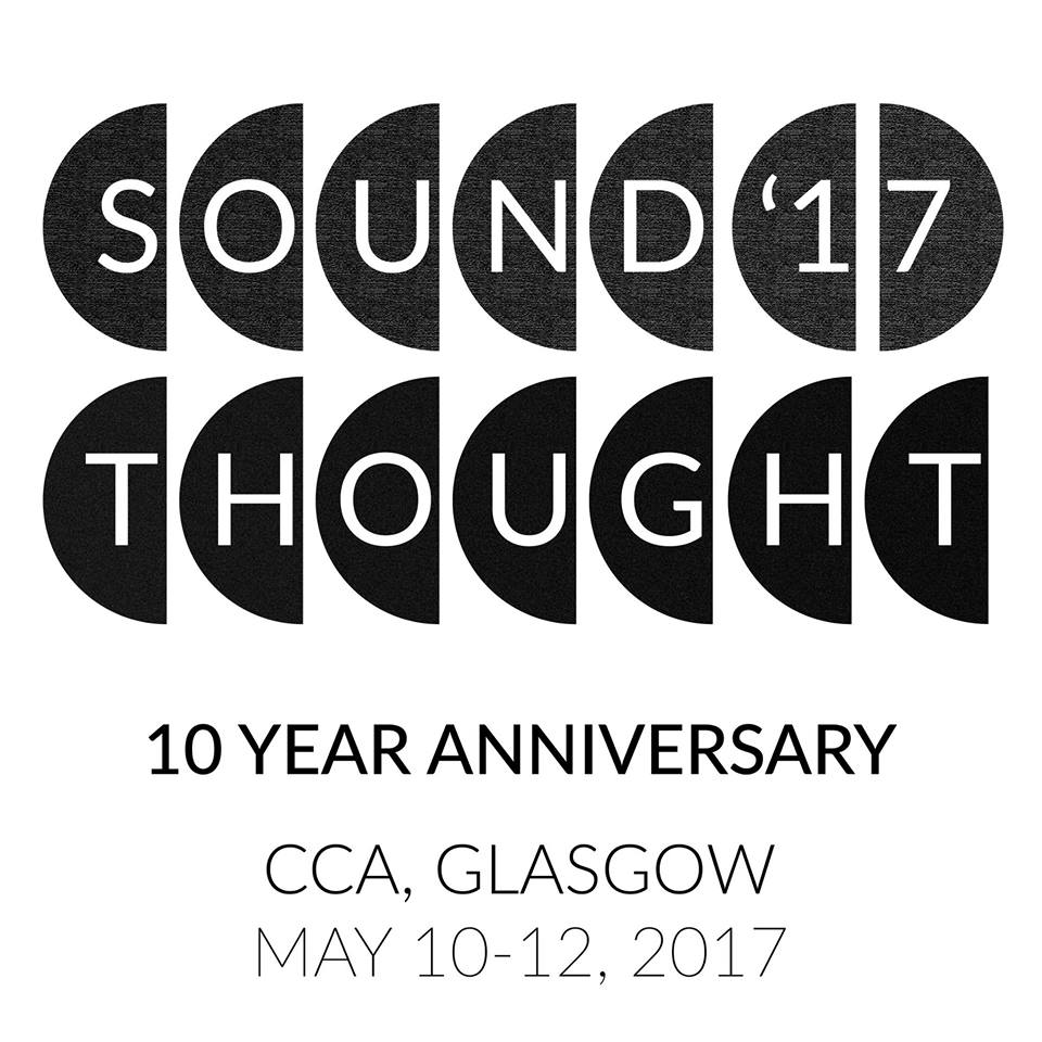 Sound Thought post-graduate festival starts next week: bigger than ever and still free!