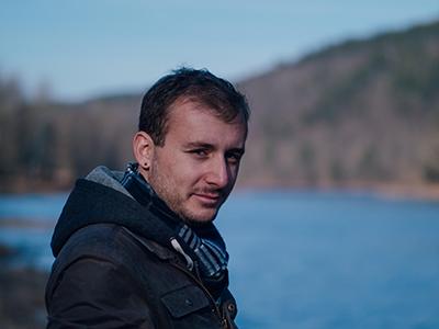 Jeremey Wexler portrait