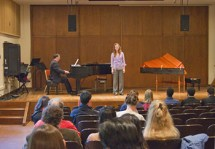 Performance in 125 Morrison Hall