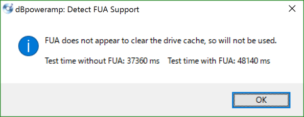 Clear Read Cache with FUA
