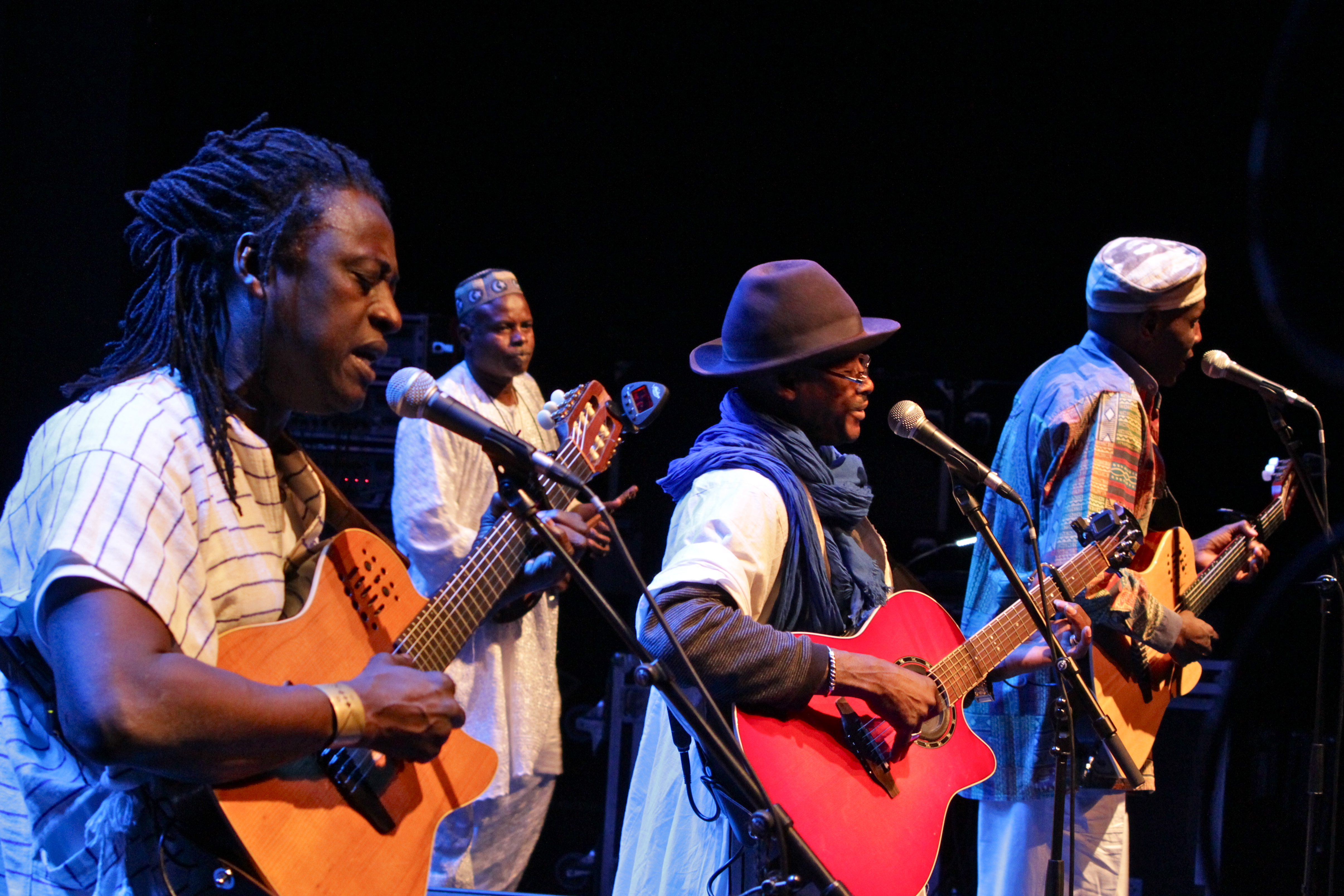 Preview: Acoustic Africa featuring Habib Koite, Oliver Mtukudzi and