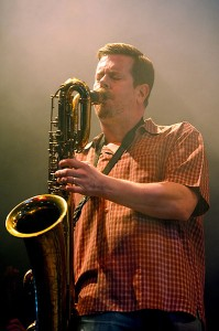 Ken Vandermark/Photo: Michael Hoefner