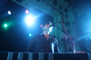 Ben Gibbard of The Postal Service/Photo: Christian Holub