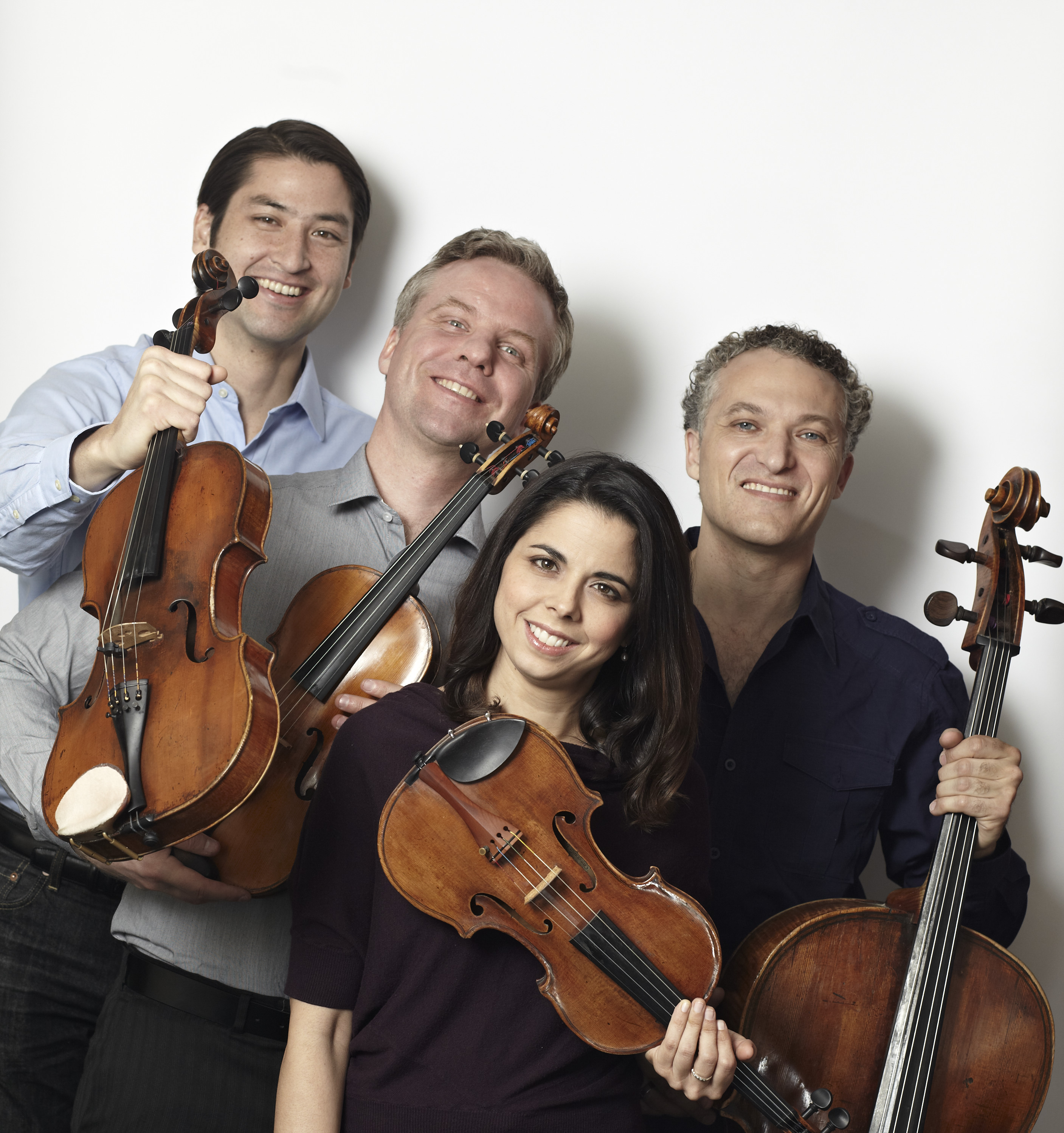 offbeat pacifica explores wwi s impact on music a monument to a pacifica quartet masumi per rostad sibbi bernhardsson simin ganatra brandon vamos