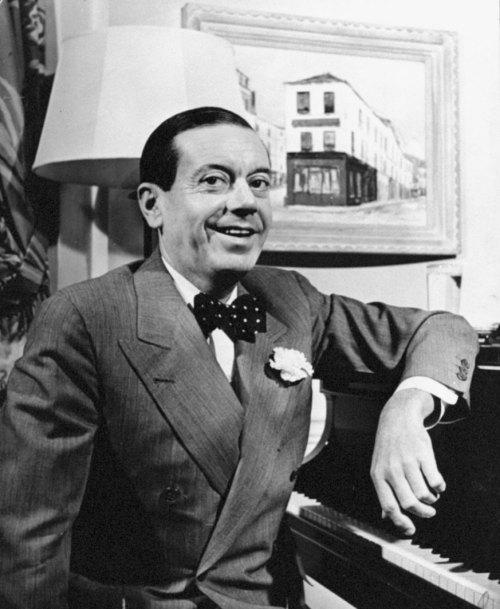 Cole Porter in 1945