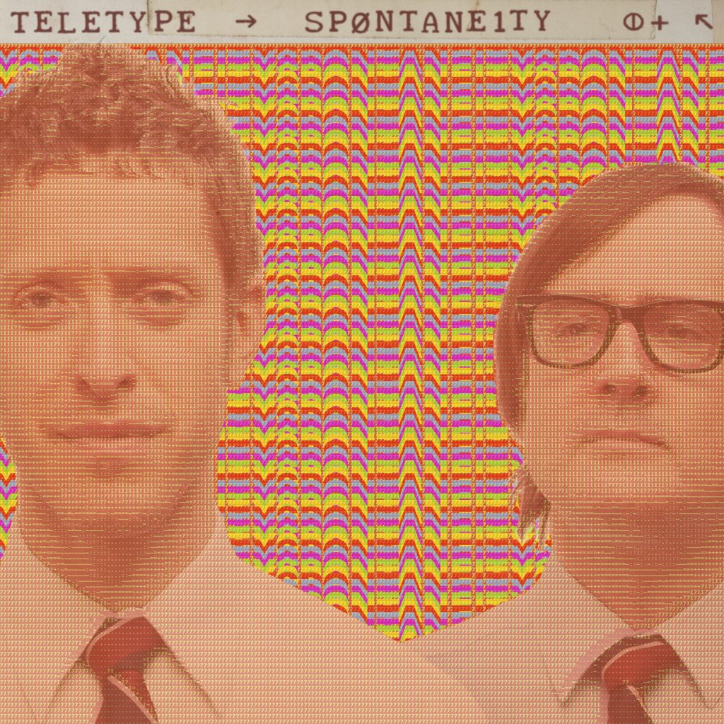 teletype-spontaneity-cover