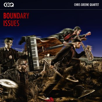 Spins: Chris Greene Quartet's Boundary Issues
