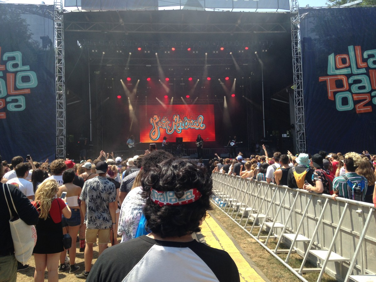 Blown-Amp Rescues, Socialist Mantras and Body Positivity: Lollapalooza Day Two