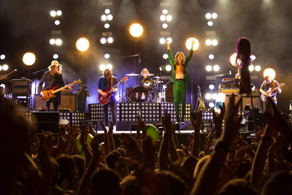 Shape-Shifting to Groove To: Cage the Elephant Finds Its