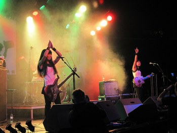 Sweet Flying Ice Cream Attack: A Preview of Shonen Knife at Subterranean