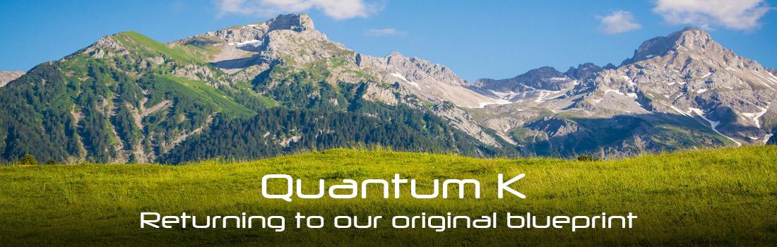 Quantum K Healing Music