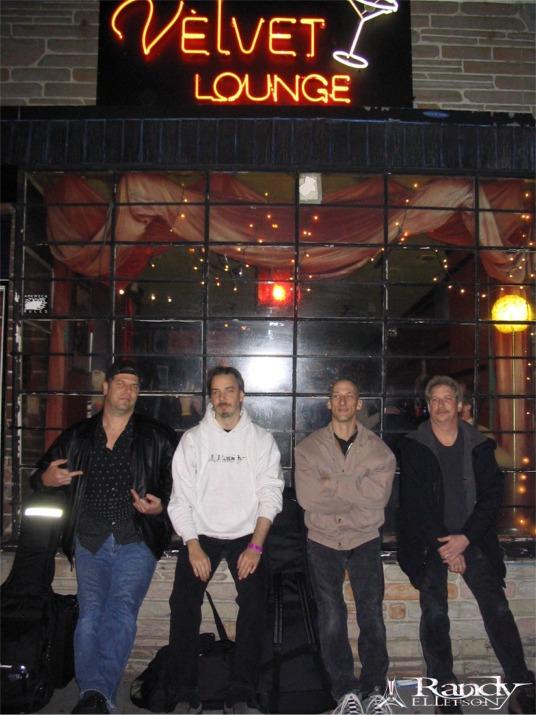 Randy Ellefson band 2006