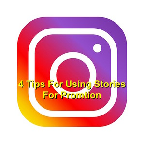 Instagram Stories For Promotion on the Music 3.0 blog