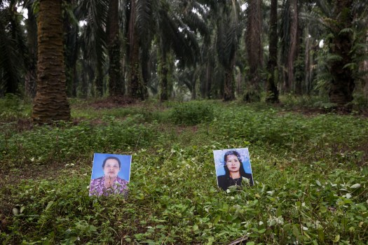Thailand's Murdered and Abducted Activists and Human Rights Defenders (photo by Luke Duggleby / Protection International)