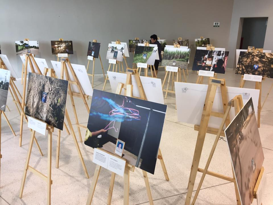 Photo Exhibit - For Those Who Died Trying - Luke Duggleby / Protection International