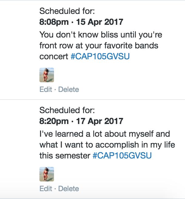Kline, J. (13 April 2017). Screenshot of tweetdeck for @jessicakline_ [JPEG]. Retrieved from www.tweetdeck.twitter.com