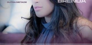 """Capa do CD de Brenda """"Outra Metade"""""""