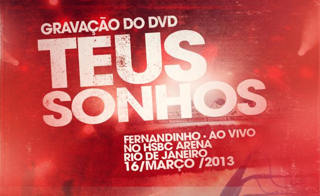 TEUS AUDIO FERNANDINHO BAIXAR DVD SONHOS CD