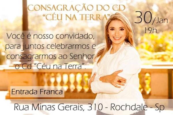 soraya - consagracao cd
