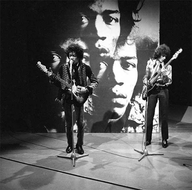 10 grandes temas (no tan conocidos) de Jimi Hendrix
