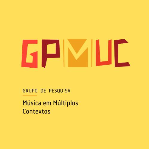 Logo do GPMUC grupo de pesquisa