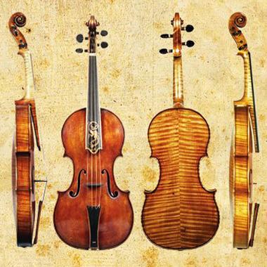 Violín barroco