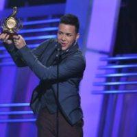 Prince Royce es máximo ganador en entrega 23 de Premios Lo Nuestro