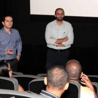 Realizan Cinemaforum en Fine Arts, amantes del cine discuten diferentes temas sobre 7mo. Arte