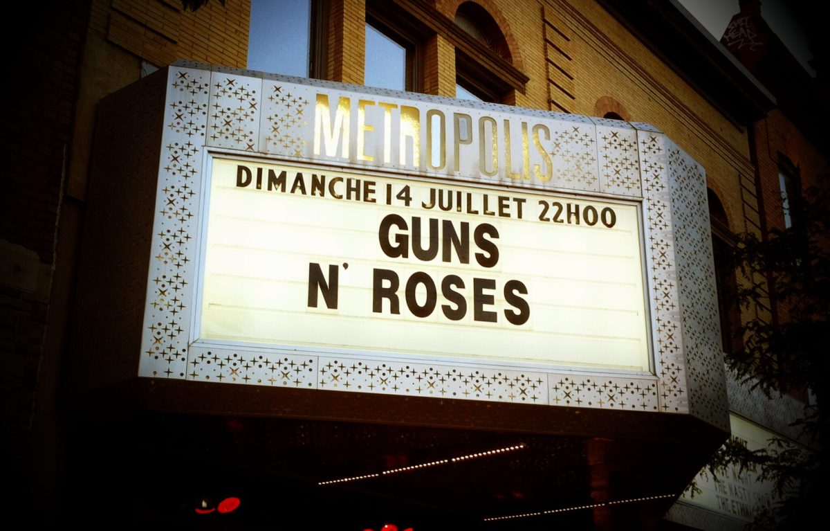Concert review: Guns n' Roses - Metropolis, Montreal - July 14 2013