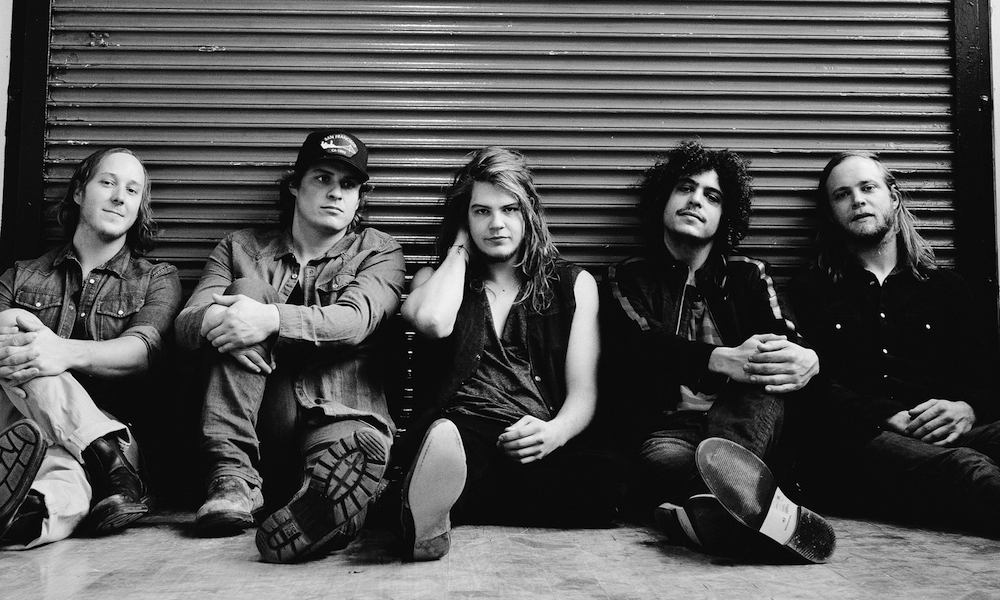 Interview with Brett Emmons of The Glorious Sons
