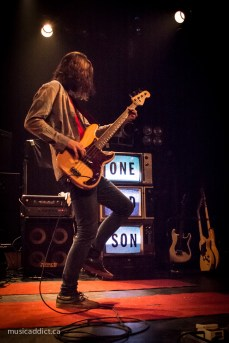 One Bad Son October 16 2014. Photo by Jean-Frederic Vachon