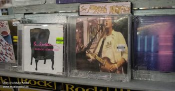 Paul McCartney at Amoeba Music... AT Amoeba Music. Woah...