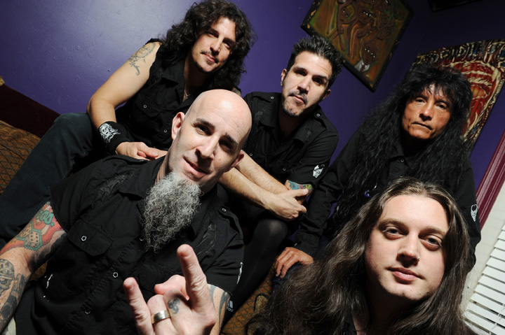 Interview: Charlie Benante from Anthrax on new album, music trends, metal and... coffee.