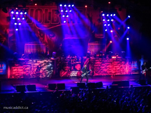 Volbeat - Montreal May 15 2015