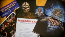Iron Maiden Fan Club welcome package (2015)